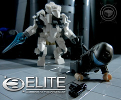 Last Stand | Covenant Elite Version 2.0 Quicklook (BrickTechStudios) Tags: new 2 3 brick alexandria star 1 tv marine order jackal with lego 4 ghost halo banshee architect part elite link hunter hornet wars reach studios combat update grunt brute spartan mongoose evolved wraith moc odst