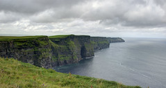 Cliffs of Moher Landscape (shiftdnb) Tags: ireland sea cliff nature landscape seaside nikon doolin cave cliffsofmoher nikkor atlanticocean hdr countryclare d3s