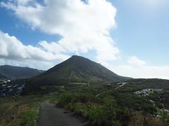 Koko Head from the Hanauma Bay Hike (jenesizzle) Tags: oahu hawaii island paradise outdoors landscape hiking hanaumabay kokohead