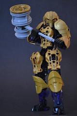 Makuta ([ Chro ]) Tags: bionicle lego moc myowncreation 2016 master protector