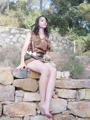 Shooting Skyrim - Cap Garonne - Le Pradet -2016-08-06- P1480674 (styeb) Tags: shoot shooting cosplay skyrim capgaronne 2016 aout 06 lepradet t