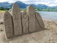Hanalei_Sand_Castle_Contest (Chuck 55) Tags: hanalei bay sand castle hawaii