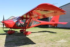 24-8140 AEROPRAKT A22L FOXBAT (QFA744) Tags: 248140 aeroprakt a22l foxbat