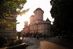 Bucharest - Radu Vodă Monastery