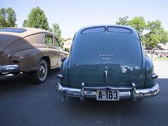Volvo PV 444 - IMG_9527-e (Per Sistens) Tags: cars thamslpet thamslpet13 orkladal veteranbil veteran volvo pv 444