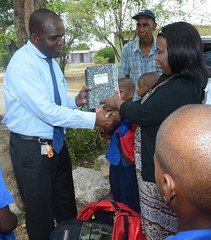 Back-To-School Supplies for Maxfield Park Children's Home
