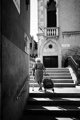 Streets of Venice (_gate_) Tags: venice venezia italy italia italien street black white sigma 35mm art  photography nikon d750 14 holiday city trip urlaub summer sommer sun sonne