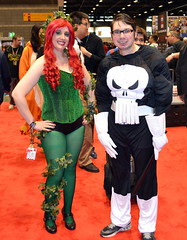 C2E2 Comic Con 2016 (Vinny Gragg) Tags: costume costumes cosplay dccomics dc marvelcomics marvel marveluniverse thepunisher punisher frankcastle vigilante prettygirls prettywoman sexywoman girl girls superheroes superhero comics comicbooks comicbook villian villians supervillian supervillians c2e2 comiccon chicagocomiccon comiccon2016 chicagocomicentertainmentexpo mccormickplace chicagoillinois chicago illinois poisonivy