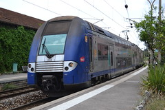 SNCF TER Provence Alpes Cte d'Azur 408 26515 / 26516 (Will Swain) Tags: 8th july 2016 south france sud est east provence alpes cte dazur socit nationale des chemins de fer franais italy italien menton transport express rgional sncf ter 408 26515 26516