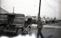 57th Infantry Brigade 002 (rich701) Tags: vintage old negatives ww2 military 1940s blackandwhite worldwartwo bw 44thinfantrydivision newjerseynationalguard 57thinfantrybrigade ng njng fortdix nationalguard newjersey nj njarng