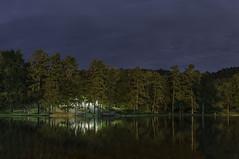 800_7773 Ferndale (snolic...linda) Tags: arkansas 501 littlerock ferndale night reflections lake