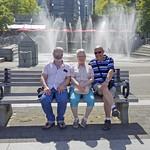 John, Mum and Dad at Harbour Green Park Water Park (20160829_142453) thumbnail