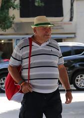 Mr Eager (areavie@gmail.com) Tags: canon 5d iii menorca minorca spain street photography photos mahon mao male subject portrait candid allen reavie 2016 men alan tourist retired