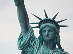 Lady Liberty (Deepereyes) Tags: nyc newyork libertyisland ladyliberty statueofliberty newyorkharbor