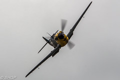 Hispano Buchon - The Victory Show 2016 (harrison-green) Tags: douglas c47 dc3 dakota victory show 2016 aircraft warbird cockpit plane transport band brothers canon eos 700d sigma 18250mm electronics bike vehicle reenactor ww2 world war two 2 soldier radio man signal signals signaler outdoor untied states army air corps force raf royal correspondent camera pilot aircrew ground paratrooper 82nd airborne luftwaffe living history truck jeep tank supermarine spitfire mk v mkv charlie brown polish squadron hispano buchon me109 messerschmit bf109 german