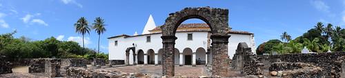Igreja N.S.Nazaré e Ruinas do Convento Carmelita