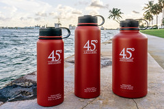 45 Degrees Latitude (Dominick Nicholas Valdivia) Tags: lifestyle 45 degrees hydration liquid waterbottle