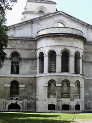 Saint Georges in the East (Avvie_) Tags: frances coles london east spitalfields aldgate whitechapel jack ripper stepney wapping catherine wheel alley swallow gardens st georges mortuary