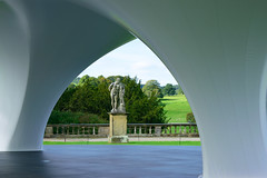 Chatsworth Curves (Lilas) (rich_shepard) Tags: chatsworth lilas art installation