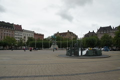 Malmo, Sweden, August 2016