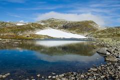 IMG_2275 Middyr på Haukelifjell (JarleB) Tags: haukelifjell røldal fjell høyfjellet hardanger hordaland water tur fjelltur høst autumn september middyr ulevå haukeliseter haukeli mountain