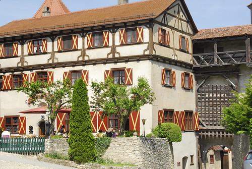 Burg Harburg  - Vogtei