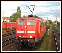 151 132-8 DB Railion (Germany) (BIBI Tornado) Tags: pictures camera railroad italy france ice digital truck germany europe track searchthebest belgium diesel photos muscle frankfurt engine experiment bruxelles eisenbahn rail trains kln db international trucks transports anita luxembourg railways hbf exclusive trainspotting tgv trucking locomotives highspeed lige bravissimo damncool nmbs class66 elok flickr2blog digitalcameraclub transportations supershot baureihe sncb railfans flickrsbest aplusphoto anythingdigital topqualityimage favouritecapture vipveryimportantphotos theworldinflickrportalndenstantanealltypesoftransport trainstgv
