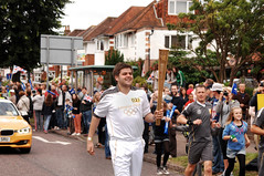 olympic torch relay (zoeallen46) Tags: olympictorch olympictorchrelay zoeallen46 olympictorch2012 olympictorchatiford