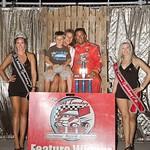 Randy Hannagan (NRA Sprint winner)