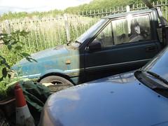 FSO Caro Pick-up (GoldScotland71) Tags: pickup caro 1997 1990s fso polonez