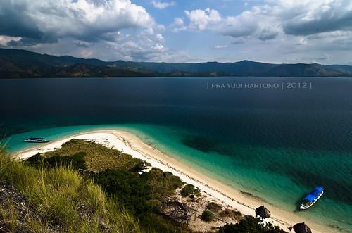 Beautiful Rutong Island.