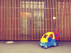 Toy Buggy (CoolMcFlash) Tags: auto car children toy photography fotografie samsung kinder smartphone galaxy buggy spielzeug s2 sii