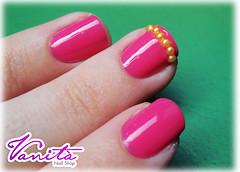 Nail Art - Pérolas (vanitanailshop) Tags: nailart revlon pérolas vanità