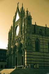 Duomo di Siena (white birch sf) Tags: italy gothic belltower tuscany windowview siena duomo peugeot horserace piazzadelcampo shewolf paliodisiena sienacathedral recordmachine villaambrosina
