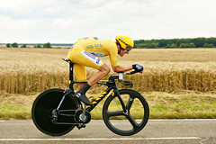 Bradley Wiggins (dprezat) Tags: sky sport cycling professional cycle tourdefrance chartres gettyimages yellowjersey uci wiggins bonneval clm cyclisme maillotjaune cyclesport bradleywiggins contrelamontre grandeboucle sonyalpha700