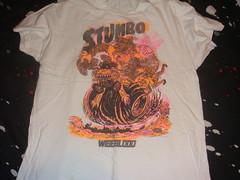 wiseblood stumbo shirt (old ernie) Tags: shirt t