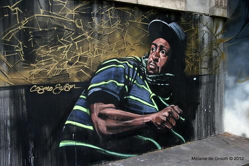 Graffiti by Cosmo Sarson