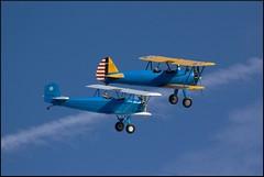 Boeing Stearman y Fleet 2 (Pablo M.B.) Tags: boeing fleet aviones cuatrovientos