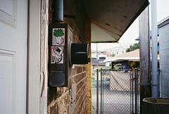 Sad Kids Crew (Lip Talk) Tags: streetart graffiti sticker stickerart sticky sin vandalism theo usps ttyl liptalk