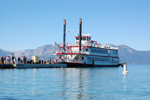 M.S. Dixie II, Zephyr Cove, Lake Tahoe