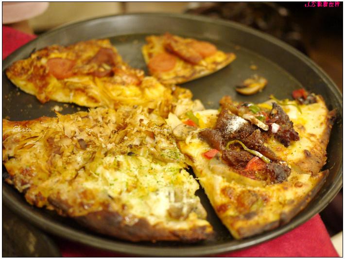 中壢夯Pizza吃到飽