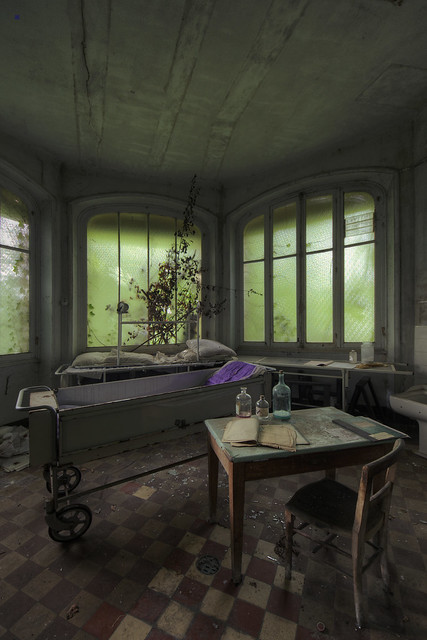 forest hospital morgue