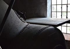Pulp mill (AstridWestvang) Tags: museum turbine penstock pulpmill jevnaker buskerud kistefoss