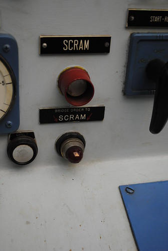 NS Savannah - Baltimore MD   (SCRAM  button)