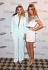 Caggie Dunlop and Millie Mackintosh Samsung celebrate the launch of the Galaxy Note 10.1 held at One Mayfair London, England