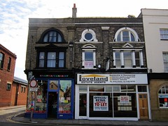 Regent Street (LookaroundAnne) Tags: cafe norfolk yarmouth greatyarmouth