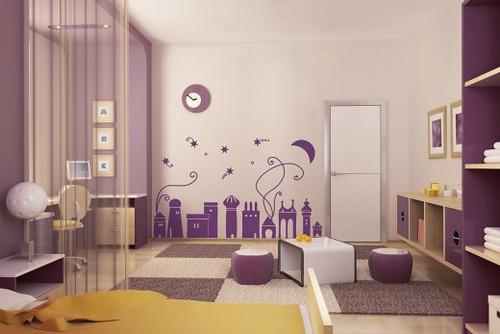 children's room interior