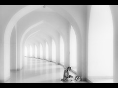 Devotion (Shutterfreak ☮) Tags: windows monochrome nikon muslim praying oldman mosque devotion dhaka spiritual ramadan bangladesh fasting hikey hasin d5000 inkiad