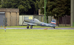 Soko/Yak-52 at RAF Linton on Ouse (Chris McLoughlin) Tags: yak52 raflintononouse sigma150500mm chrismcloughlin slta77 sonyslta77