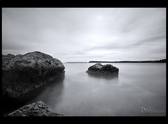 Big Tub Harbour (David Crombie Photography) Tags: seascape ontario canada landscape nikon long exposure tokina filter nd tobermory 1116 d700